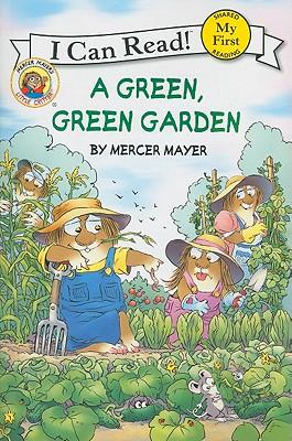 A Green, Green Garden By Mayer, Mercer/ Mayer, Mercer (ILT)